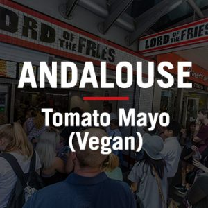 LOTF - Sauce of the month - Andalouse