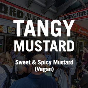 LOTF - Sauce of the month - Tangy Mustard