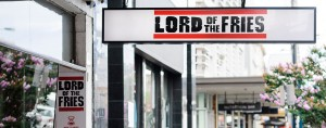 Lord of the fries - Chapel Street Store street view