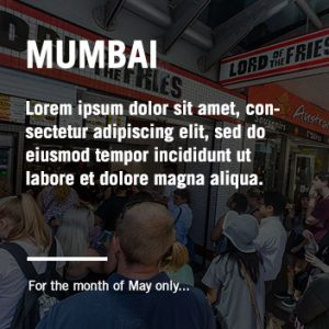 LOTF - Sauce of the month - Mumbai
