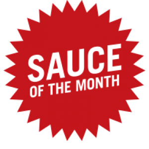 Lord of the fries - sauce of the month icon